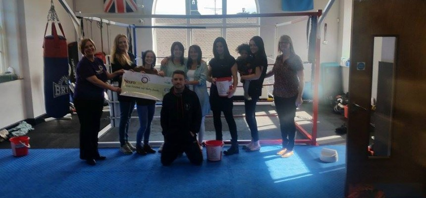 Girl Power For Charity raise £1,000 for PACT Appeal