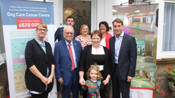 Funding secured for new regional Children's Cancer Centre