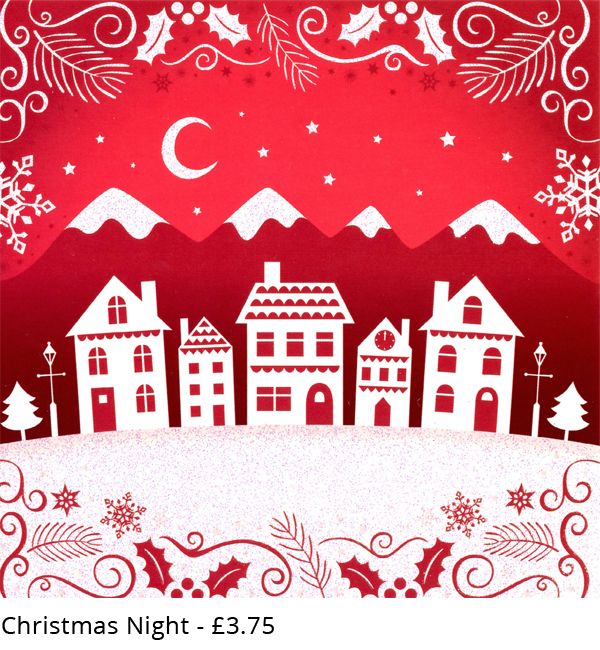 pact sheffield children's hospital christmas cards